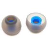 ขาย x-tips Blue จุกยางเนื้อหนา แกนน้ำเงินขนาด 4mm 1 แพค 6 คู่ มี 3 ขนาด