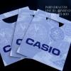 ซองกระดาษคาสิโอ ใส่นาฬิกา Casio