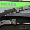 มีดใบตายเดินป่า SCHRADE Knife SCHF10 แกร่ง และ ทรหด (OEM)