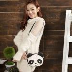 [พร้อมส่ง] กระเป๋าสะพาย หมีแพนด้า PANDA BAG (ส่งฟรี ems)
