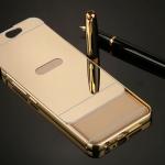 เคส HTC ONE A9 ขอบเคสโลหะ Bumper + พร้อมแผ่นฝาหลัง ราคาถูก