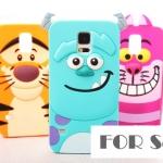 เคส S5 Case Samsung Galaxy S5 เคสซิลิโคน 3D ตัวการ์ตูน disney น่ารักๆ -B-