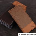 Case Samsung Galaxy Note 5 แบบฝาพับลายไม้หนังเทียม ด้านในใส่บัตรได้ ราคาส่ง ราคาถูก