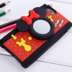 เคส iphone 4s เคสไอโฟน4 เคสแนวๆ ทำเป็นกล้องถ่ายรูปซิลิโคนตัวการ์ตูน มิกกี้เม้าส์ มินนี่เม้าส์ น่ารักๆ -B-