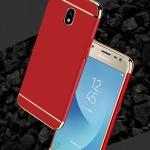 เคส Samsung J5 Pro พลาสติกขอบทองสวยหรูหรามาก ราคาถูก
