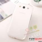 Case S3 Case Samsung Galaxy S3 i9300 เคสซิลิโคน TPU นิ่มๆ เงาๆ มีทั้งสีทึบและโปร่งแสง สวยๆ Candy TPU Silicone mobile phone protective sleeve soft shell