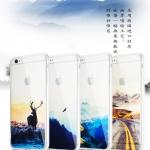Case iPhone 6 Plus / 6s Plus ซิลิโคน TPU สกรีนลายสวยมาก ราคาถูก