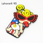 case iphone 4/4s เคสไอโฟน4/4s HYSTERIC MINI เคสซิลิโคนเด็กทารกน้อยกวนๆ