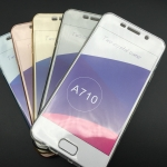 เคส Samsung A7 2016 ซิลิโคน soft case แบบประกบหน้า - หลังสวยงามมากๆ ราคาถูก