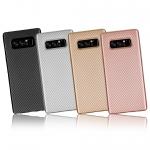 เคส Samsung Note 8 พลาสติก TPU ยืดหยุ่นได้ดี frosted carbon fiber pattern สวยมาก ราคาถูก