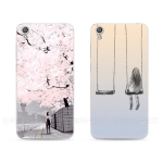 เคส Huawei Y6II ซิลิโคน soft case สกรีนลายการ์ตูนญี่ปุ่น ราคาถูก