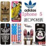 case iphone 5 เคสไอโฟน5 รวมมิตรเคส adidas หลายแบบหลายสไตล์