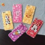 Case iPhone SE / 5s / 5 พลาสติกสกรีนลายการ์ตูนดิสนีย์แสนน่ารัก ราคาถูก