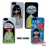 case iphone 5 เคสไอโฟน5 เคส Marc Jacobs ลายน่ารักๆ แนวๆ marc by marc jacobs love ugly baby letters Apple 5 iPhone5