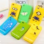 เคส iphone 4s เคสไอโฟน4 การ์ตูนซิลิโคน มอนสเตอร์ มิเนี่ยน animal world น่ารักสุดๆ