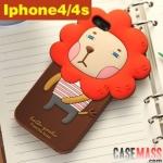 case iphone 4-4s เคสไอโฟน4-4s เคสซิลิโคน 3D Hello Geeks From the Forest เคสยอดนิยม สุดฮิต อินเทรนด์ มาแรงสุดๆ