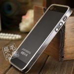 case iphone 5 เคสไอโฟน5 ขอบเคส bumper พลาสติกใส สวยๆ เรียบ ไม่ต้องมีอะไรมากก็สวยแล้ว real iphone does not require too much rendering, real is beautiful
