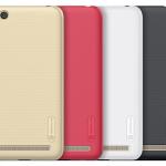 เคส Xiaomi Redmi 5A พลาสติกผิวกันลื่นสีพื้น สวยงามมาก ราคาถูก