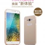 เคส Samsung Galaxy J5 เคสซัมซุงเจ5 แบบประกอบ 2 ชิ้น ขอบเคสโลหะ Bumper + พร้อมแผ่นฝาหลัง PC สวยมากๆ ราคาถูก ราคาส่ง ราคาปลีก