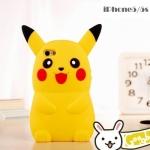 เคสไอโฟน5 case iphone 5s ซิลิโคน Pikachu น่ารักแสนซน ขายส่งราคาถูก