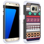 Case Samsung Galaxy S7 เคสกันกระแทก สวยๆ ลายกราฟฟิค เคสแยกประกอบ 2 ชิ้น ชั้นในเป็นยางซิลิโคนกันกระแทก ครอบด้วยแผ่นพลาสติกอีก1 ชั้น ราคาถูก