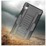 Case Sony Xperia Z5 เคสกันกระแทก สวยๆ ดุๆ เท่ๆ แนวถึกๆ อึดๆ แนวทหาร เดินป่า ผจญภัย adventure เคสแยกประกอบ 3 ชิ้น ชั้นในเป็นยางซิลิโคนกันกระแทก ครอบด้วยแผ่นพลาสติกอีก1 ชั้น กาง-หุบขาตั้งได้ มีปลอกฝาหน้าแบบสวมสไลด์ ใช้หนีบเข็มขัดเพื่อพกพาได้