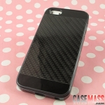 case iphone 5 เคสไอโฟน5 เคสฝาหลังเคฟล่า Carbon fiber backplane