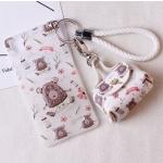 เคส OPPO R7 Lite / R7 พลาสติก TPU ลายหมีน้อย พร้อมสายคล้องมือและกระเป๋าเก็บสายหูฟัง ราคาถูก