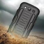 เคส Samsung galaxy Grand i9082 เคสกันกระแทก สวยๆ ดุๆ เท่ๆ แนวถึกๆ อึดๆ แนวทหาร เดินป่า ผจญภัย adventure เคสแยกประกอบ 3 ชิ้น ชั้นในเป็นยางซิลิโคนกันกระแทก ครอบด้วยแผ่นพลาสติกอีก1 ชั้น กาง-หุบขาตั้งได้ มีปลอกฝาหน้าแบบสวมสไลด์ ใช้หนีบเข็มขัดเพื่อพกพาได้