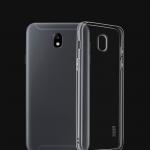 เคส Samsung J7 Pro ซิลิโคนแบบโปร่งใสสีต่างๆ น่าใช้ สวยงามมากๆ ราคาถูก
