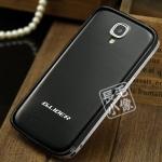 เคส S4 Case Samsung Galaxy S4 i9500 เคสพลาสติกลายหัวกะโหลกเงินๆ เงาๆ แนวเมทัลลิก แนวๆ สวยๆ