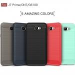 เคส Samsung J7 Prime พลาสติก TPU สีพื้นเรียบ เท่ สวยงามมาก ราคาถูก