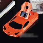 เคสซัมซุงเอส4 Case Samsung Galaxy S4 i9500 รถแข่งของเล่น แนวๆ Lamborghini sports car bracket shell เคสมือถือ ราคาถูก ขายส่ง