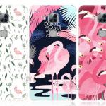 Case Huawei GR5 พลาสติก TPU ลายนกฟามิงโกแสนน่ารัก ราคาถูก