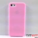 case iphone 5 เคสไอโฟน5 เคสซิลิโคนผิวไม่เรียบกันลื่น มีหลายสีทั้งสีหวานและสีเข้มแมนๆ