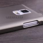 เคส note 4 Samsung Galaxy note 4 พลาสติกเคลือบสีเมทัลลิกสวยมาก ราคาส่ง ขายถูกสุดๆ