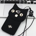 เคส Huawei GR5 ซิลิโคน TPU 3 มิติ แมวน้อยแสนน่ารัก น่าใช้ ราคาถูก (ไม่รวมสายคล้องคอ)