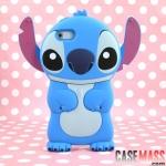 case iphone 5 เคสไอโฟน5 สติทซ์ อะโลฮ่า 3มิติ ตั้งได้ แยก 2 ชิ้นสวมประกอบหัวท้าย พับหูเก็บกดแล้วหูเด้งกางได้ Stitch 3D iPhone5 protective