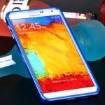case note 3 เคส Samsung Galaxy note 3 โลหะ ขอบ Bumper แยกประกอบ 2 ชิ้น โดนการสไลด์ สวยๆ เคสมือถือราคาถูกขายปลีกขายส่ง