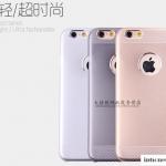 เคส iphone 6 plus (5.5) เคสแบบประกอบ 2 ชั้น ด้านในพลาสติก ด้านนอกโลหะ สวยมากๆ ราคาถูก