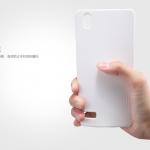 เคส OPPO Mirror 5 พลาสติกผิวกันลื่นสีพื้น สวยงามมาก ราคาถูก