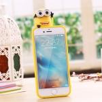 Case iPhone SE / 5s / 5 พลาสติก TPU การ์ตูนแสนน่ารักเกาะเคส น่ารักมากๆ ราคาถู -B-
