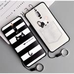 เคส Huawei Mate 9 Pro พลาสติก soft case สกรีนลายการ์ตูนน่ารักๆ ราคาถูก (ไม่รวมสายคล้อง)