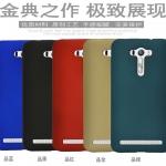 เคส Asus ZenFone 2 Laser 5.5 นิ้ว ZE550KL พลาสติกสีพื้นคลาสสิคสวยมากๆ ราคาถูก