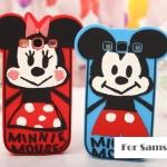 case s3 เคส Samsung Galaxy s3 ซิลิโคน 3D การ์ตูนดิสนีย์เดซี่ มินนี่ มิกกี้ โดนัลด์ ราคาส่ง ขายถูกสุดๆ -B-