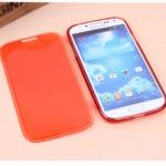 เคส note 3 Case Samsung Galaxy note 3 เคสซิลิโคนใส มีฝาพับปิดหน้าจอ โชว์ตัวเครื่องสวยๆ เคสมือถือราคาถูกขายปลีกขายส่ง