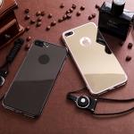 เคส iPhone 6 / 6s พลาสติกเงางามสวยงามมาก ราคาถูก (ไม่รวมสายคล้อง)