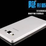 Case Samsung Galaxy A5 ซิลิโคน TPU แบบใสบางเฉียบโชว์ตัวเครื่องได้เต็มที่ Super Slim ราคาถูก ราคาส่ง
