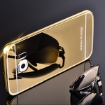 Case Samsung Galaxy s6 edge แบบประกอบ 2 ชิ้น ขอบเคสโลหะ Bumper + พร้อมแผ่นฝาหลัง เงามงามสวยหรูมากๆ ราคาถูก