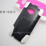 เคส HTC One M7 เคสกันกระแทก สวยๆ ดุๆ เท่ๆ แนวถึกๆ อึดๆ adventure เคสแยกประกอบ 2 ชิ้น ชั้นในเป็นยางซิลิโคนกันกระแทก กาง-หุบขาตั้งได้ ราคาถูก